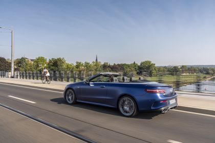 2020 Mercedes-AMG E 53 4Matic+ cabriolet 55