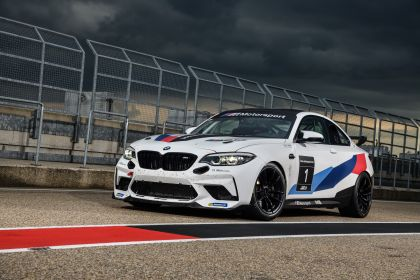 2020 BMW M2 ( F87 ) CS Racing 2