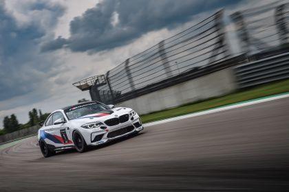 2020 BMW M2 ( F87 ) CS Racing 14