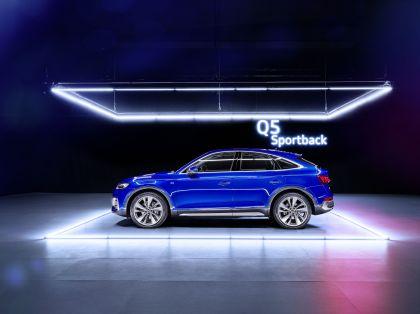 2021 Audi Q5 Sportback 45 TFSI quattro 2