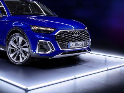 2021 Audi Q5 Sportback 45 TFSI quattro 9
