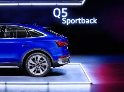 2021 Audi Q5 Sportback 45 TFSI quattro 20