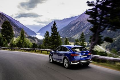2021 Audi Q5 Sportback 45 TFSI quattro 70