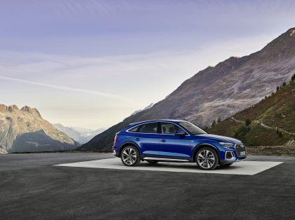 2021 Audi Q5 Sportback 45 TFSI quattro 101