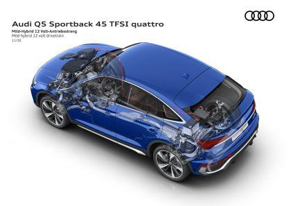 2021 Audi Q5 Sportback 45 TFSI quattro 112