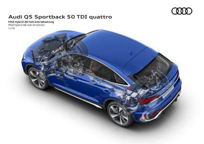 2021 Audi Q5 Sportback 45 TFSI quattro 115