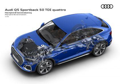 2021 Audi Q5 Sportback 45 TFSI quattro 116