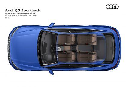 2021 Audi Q5 Sportback 45 TFSI quattro 122