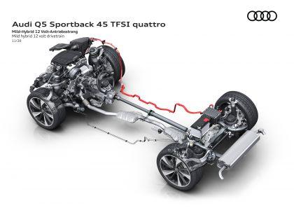 2021 Audi Q5 Sportback 45 TFSI quattro 128
