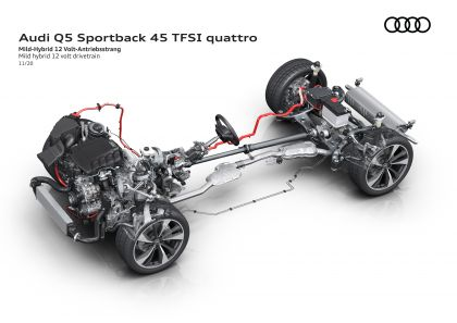 2021 Audi Q5 Sportback 45 TFSI quattro 129