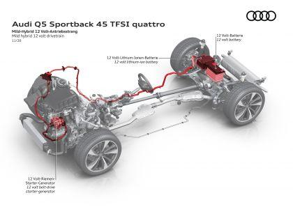 2021 Audi Q5 Sportback 45 TFSI quattro 130