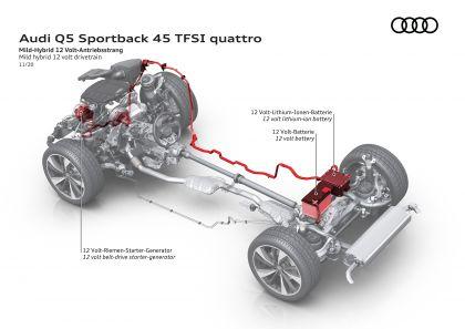 2021 Audi Q5 Sportback 45 TFSI quattro 131