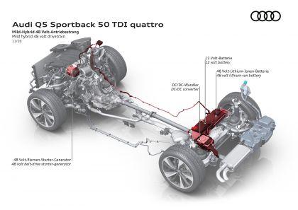 2021 Audi Q5 Sportback 45 TFSI quattro 132