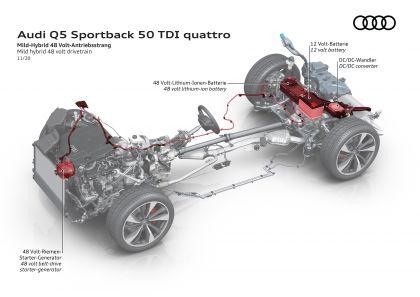 2021 Audi Q5 Sportback 45 TFSI quattro 133