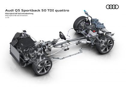 2021 Audi Q5 Sportback 45 TFSI quattro 134