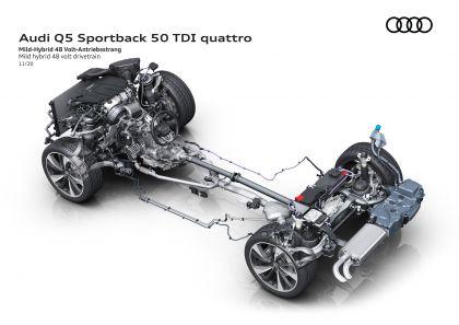 2021 Audi Q5 Sportback 45 TFSI quattro 135