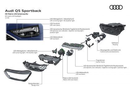 2021 Audi Q5 Sportback 45 TFSI quattro 139