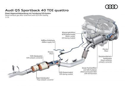 2021 Audi Q5 Sportback 45 TFSI quattro 142
