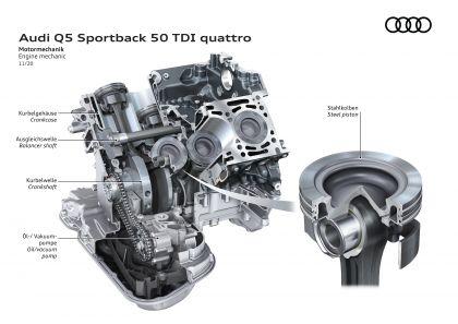 2021 Audi Q5 Sportback 45 TFSI quattro 153