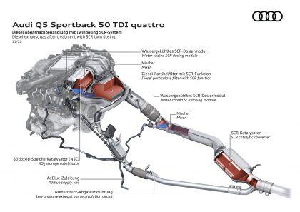 2021 Audi Q5 Sportback 45 TFSI quattro 156