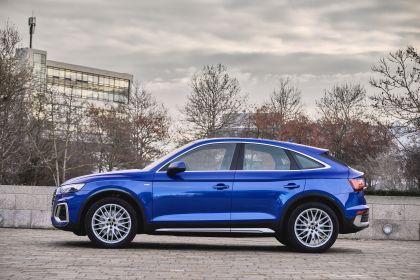 2021 Audi Q5 Sportback 45 TFSI quattro 164