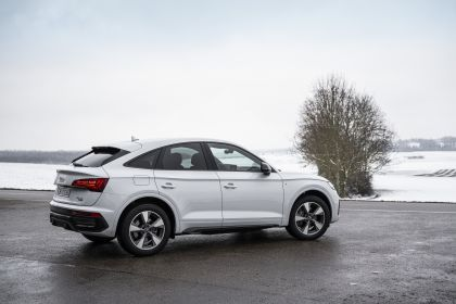 2021 Audi Q5 Sportback 45 TFSI quattro 197