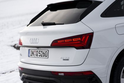 2021 Audi Q5 Sportback 45 TFSI quattro 210