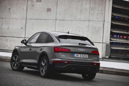 2021 Audi Q5 Sportback 45 TFSI quattro 222