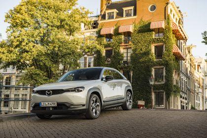 2021 Mazda MX-30 - UK version 46