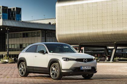2021 Mazda MX-30 - UK version 60