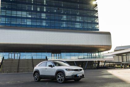 2021 Mazda MX-30 - UK version 63