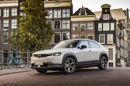 2021 Mazda MX-30 - UK version 65