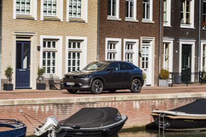 2021 Mazda MX-30 - UK version 68