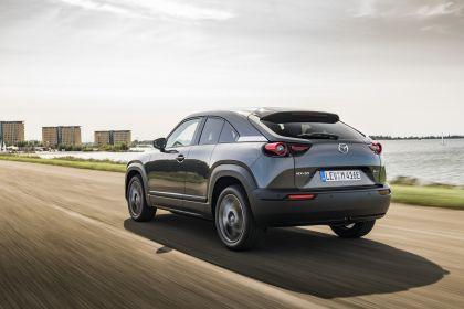 2021 Mazda MX-30 - UK version 82