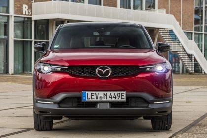 2021 Mazda MX-30 - UK version 96
