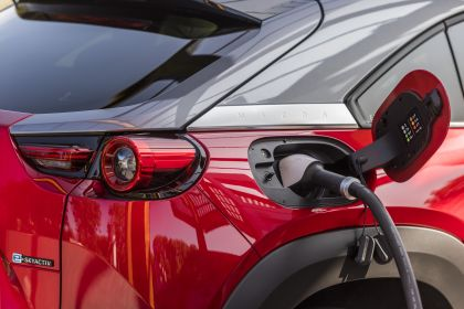 2021 Mazda MX-30 - UK version 118
