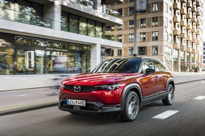2021 Mazda MX-30 - UK version 127