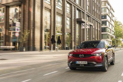 2021 Mazda MX-30 - UK version 128