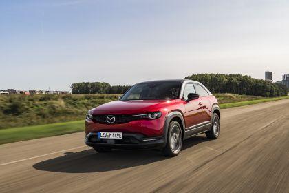 2021 Mazda MX-30 - UK version 139