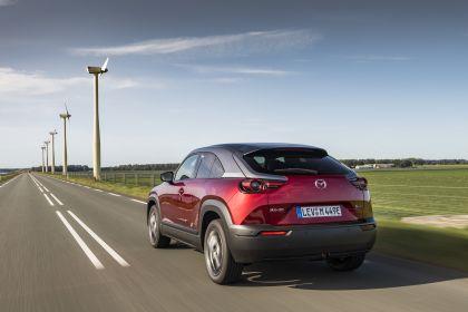 2021 Mazda MX-30 - UK version 151