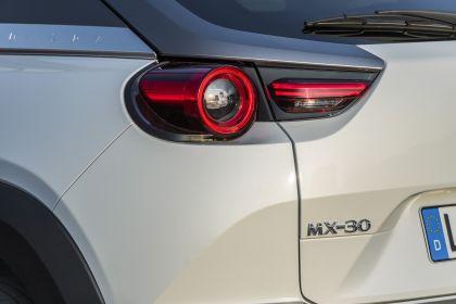 2021 Mazda MX-30 - UK version 165