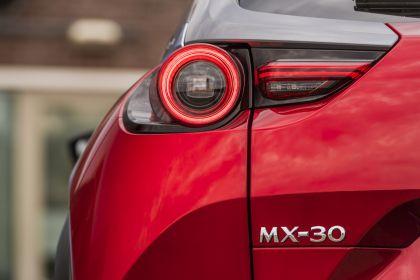 2021 Mazda MX-30 - UK version 170