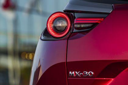 2021 Mazda MX-30 - UK version 186