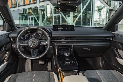 2021 Mazda MX-30 - UK version 193