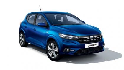 2021 Dacia Sandero 9