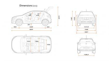 2021 Dacia Sandero Stepway 43
