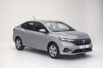 2021 Dacia Logan 4