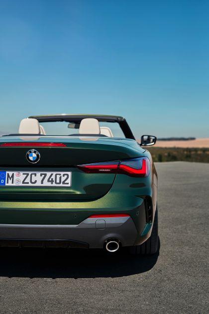2021 BMW 4er ( G23 ) convertible 52