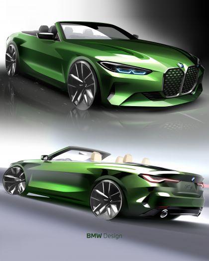 2021 BMW 4er ( G23 ) convertible 61