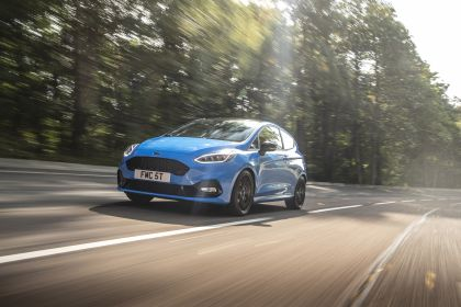 2020 Ford Fiesta ST Edition 1